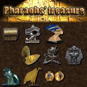 Free Pharaohs' Treasure Game
