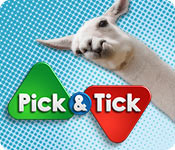 Free Pick and Tick Game