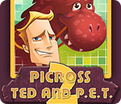 Free Picross Ted and P.E.T. 2 Game