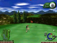 Pin High Country Club Golf Game screenshot 2