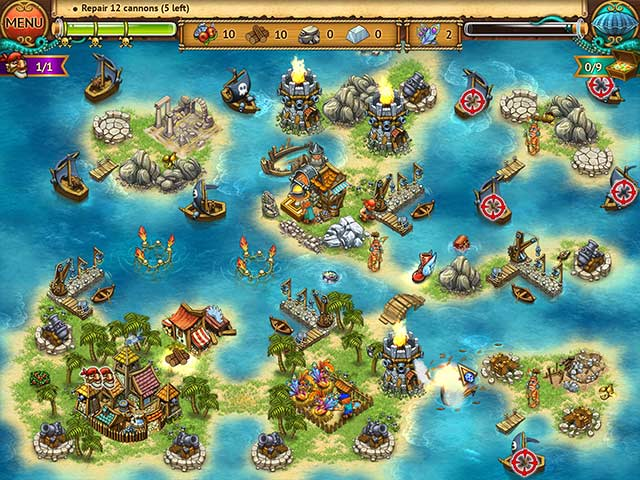 Pirate Chronicles Collector's Edition Game screenshot 1