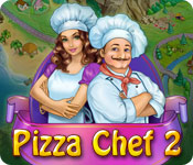 Free Pizza Chef 2 Game