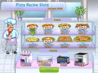 Pizza Chef Game screenshot 2