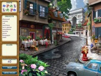 PJ Pride Pet Detective: Destination Europe Game screenshot 1