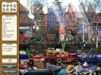 PJ Pride Pet Detective: Destination Europe Game screenshot 3