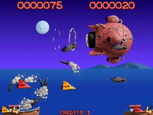 Platypus Game screenshot 2