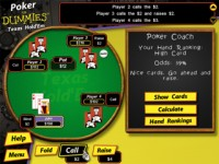 Poker for Dummies Game screenshot 3