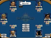 Poker Superstars 2 Game screenshot 1