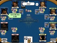 Poker Superstars 2 Game screenshot 3