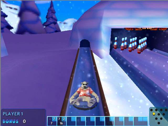 Polar Bowler Game screenshot 2