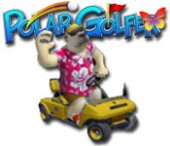 Free Polar Golfer Game