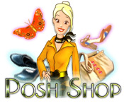 Free Posh Shop Game