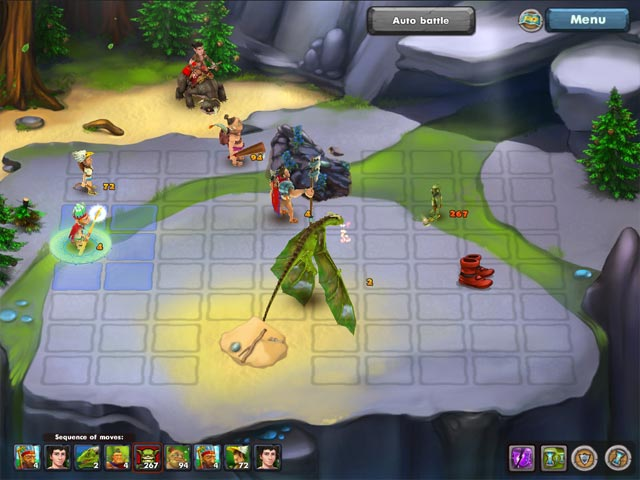Prehistoric Tales Game screenshot 2
