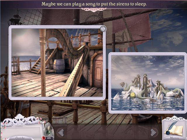 Princess Isabella: Return of the Curse Collector's Edition Game screenshot 2