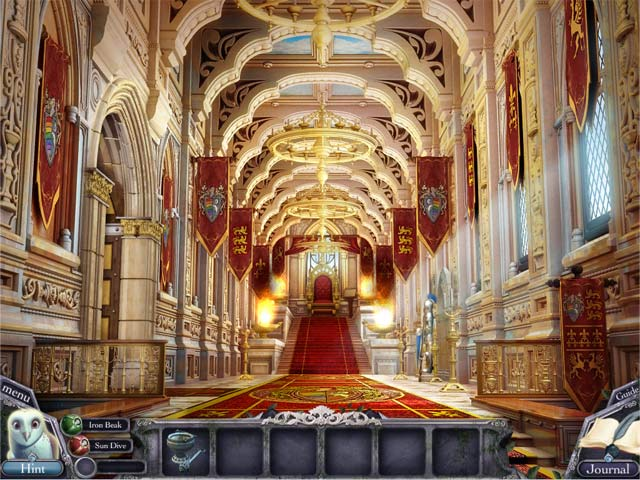Princess Isabella: The Rise of an Heir Collector's Edition Game screenshot 2