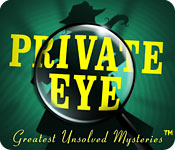 Free Private Eye: Greatest Unsolved Mysteries Game