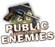 Free Public Enemies: Bonnie and Clyde Game