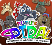 Free Pufu's Spiral: Adventures Around the World Game