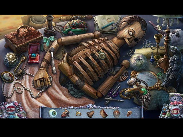 PuppetShow: Bloody Rosie Collector's Edition Game screenshot 2