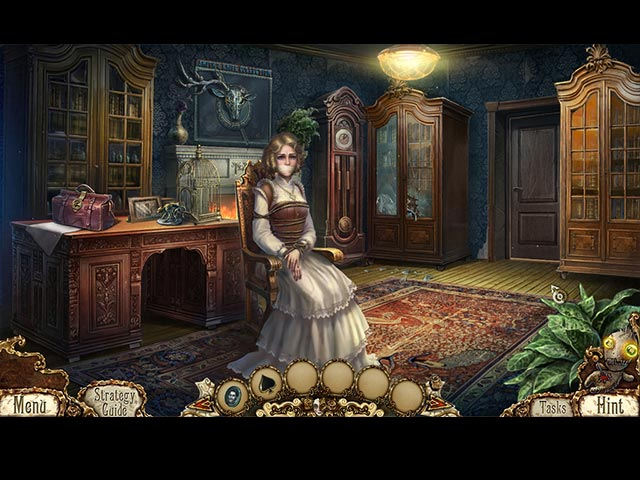 PuppetShow: Her Cruel Collection Collector's Edition Game screenshot 1