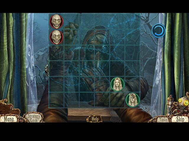 PuppetShow: Her Cruel Collection Collector's Edition Game screenshot 3