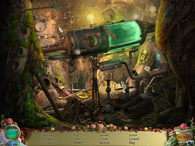 PuppetShow: Souls of the Innocent Collector's Edition Game screenshot 1