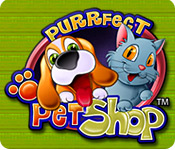 Purrfect Pet Shop Game