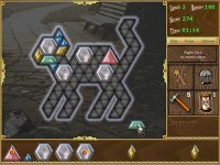 Puzzle Inlay Game screenshot 1