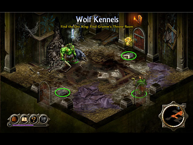 Puzzle Quest 2 Game screenshot 2