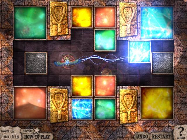 Pyracubes Game screenshot 1