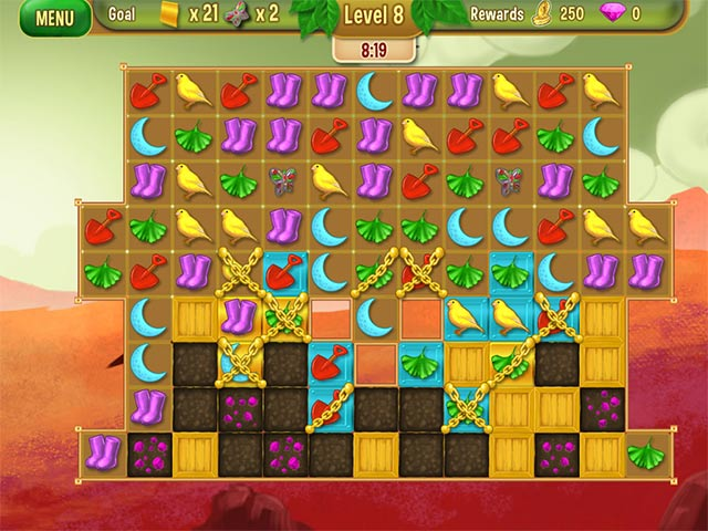 Queen's Garden 2 Game screenshot 3