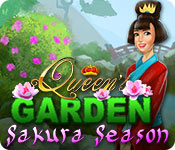 Free Queen's Garden Sakura Season Game