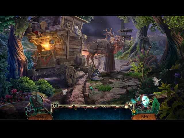 Queen's Quest IV: Sacred Truce Collector's Edition Game screenshot 1