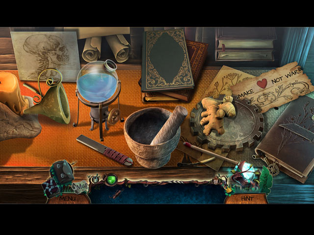 Queen's Quest IV: Sacred Truce Collector's Edition Game screenshot 3