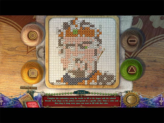 Queen's Tales: Sins of the Past Collector's Edition Game screenshot 3