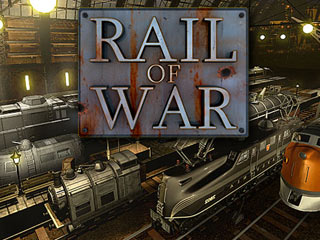 Rail of War Game screenshot 1