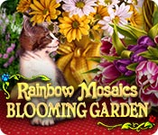 Free Rainbow Mosaics: Blooming Garden Game