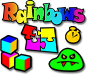 Free Rainbows Game