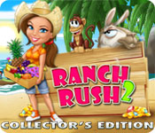 Free Ranch Rush 2 Collector's Edition Game