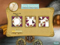 Rare Treasures: Dinnerware Trading Company Game screenshot 2