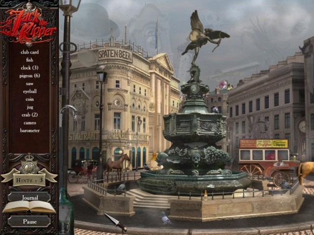 Real Crimes: Jack the Ripper Game screenshot 2