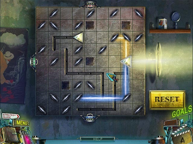 Reality Show: Fatal Shot Collector's Edition Game screenshot 2