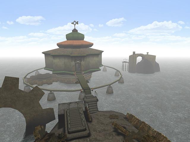RealMYST Game screenshot 1