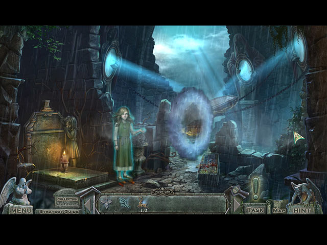 Redemption Cemetery: At Death's Door Collector's Edition Game screenshot 1