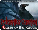 Redemption Cemetery: Curse of the Raven Collector's Edition Game - Escape from the eerie Redemption Cemetery by helping trapped spirits save their loved ones, and free their souls!