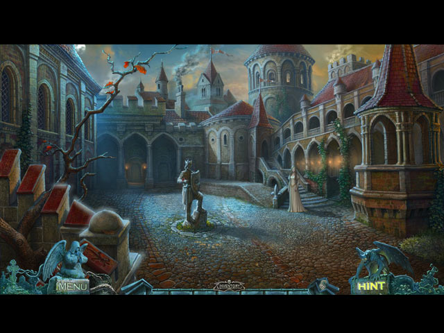Redemption Cemetery: The Island of the Lost Game screenshot 3