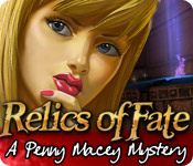 Free Relics of Fate: A Penny Macey Mystery Game