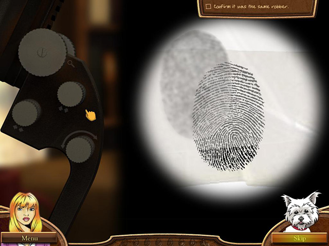 Relics of Fate: A Penny Macey Mystery Game screenshot 2