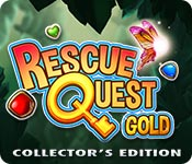Free Rescue Quest Gold Collector's Edition Game