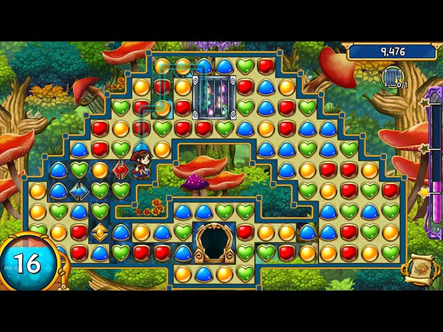 Rescue Quest Gold Collector's Edition Game screenshot 1
